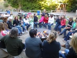! El Cap Campfire