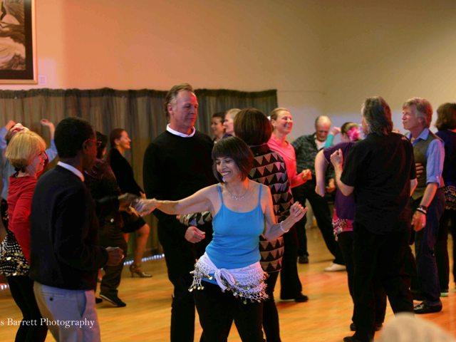 Social dancing c