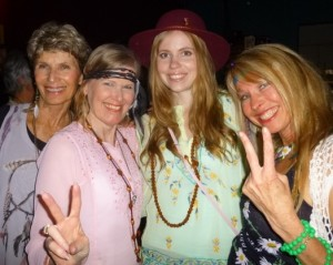 Kira & Diana: Thank you, SoulBiscuit for another great rockin' night for a great cause!!!  Changing lives one 70's song at a time!  Whoo!