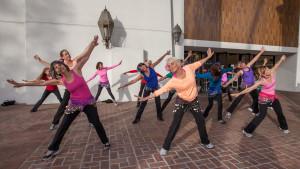 Dancers!