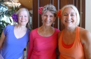 Mission Terrace Betsy Davis, Jennifer, Connie