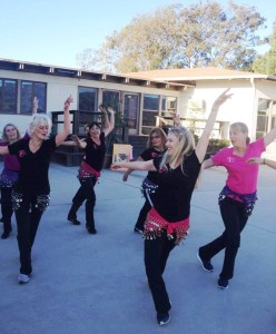 Dancing for KEYT