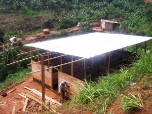 The quality of this shed has been put much attention on and it is ensured.
