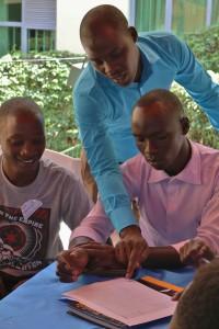 Training Impact Assessment Imbereheza Gerard, Jean Bosco, Dany (3)