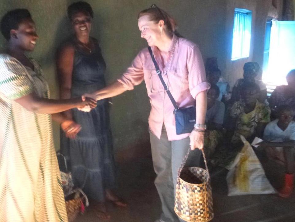 Twiyubake handcrafts Debra