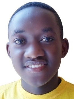 Ezira Mucyo is a 16 year-old boy from a poor family with 3 brothers and one sister.