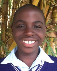 Devota Ujeneza is a 12-year-old girl in 5th grade. Both of her parents have AIDS, and so does she. She has 2 step-brothers: Antoine age 26, Jean de Dieu age 24, and one sister, Josile age 22. She wants to become a nurse. She loves to dance and sing, and her favorite school subject is math.
