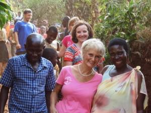Rwanda - Janet  Twa Pygmy Co-op 2016 gf