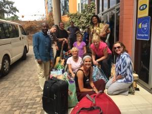Rwanda Travelers 2016