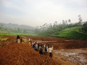 Kungabu DIGGING PONDS MUD