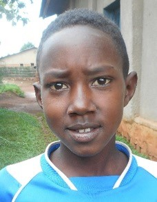 Benjamin Uwayisaba is a 14 year-old boy whose mother  was rejected by her husband.