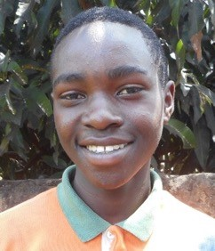 Jean Baptiste Tuyizere is a 20 year-old boy who has been out of school for 3 years due to lack of school fees.
