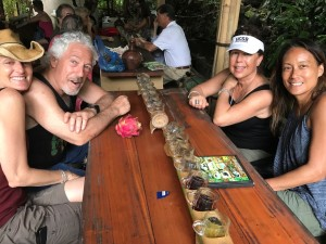 Luwak tea wd julie relly janelle lenore