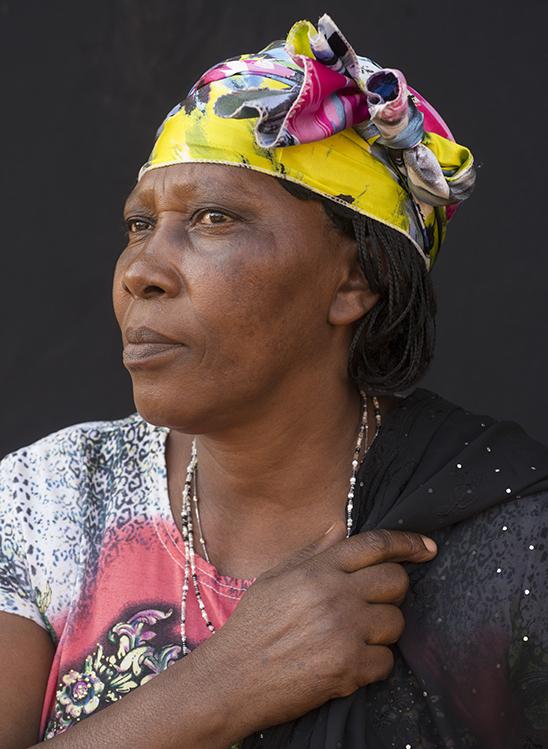 Merylene Bamurange Murindi portrait Fran
