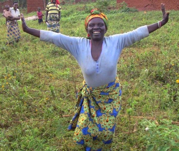 Odette Nyiramanzi Imbereheza twa
