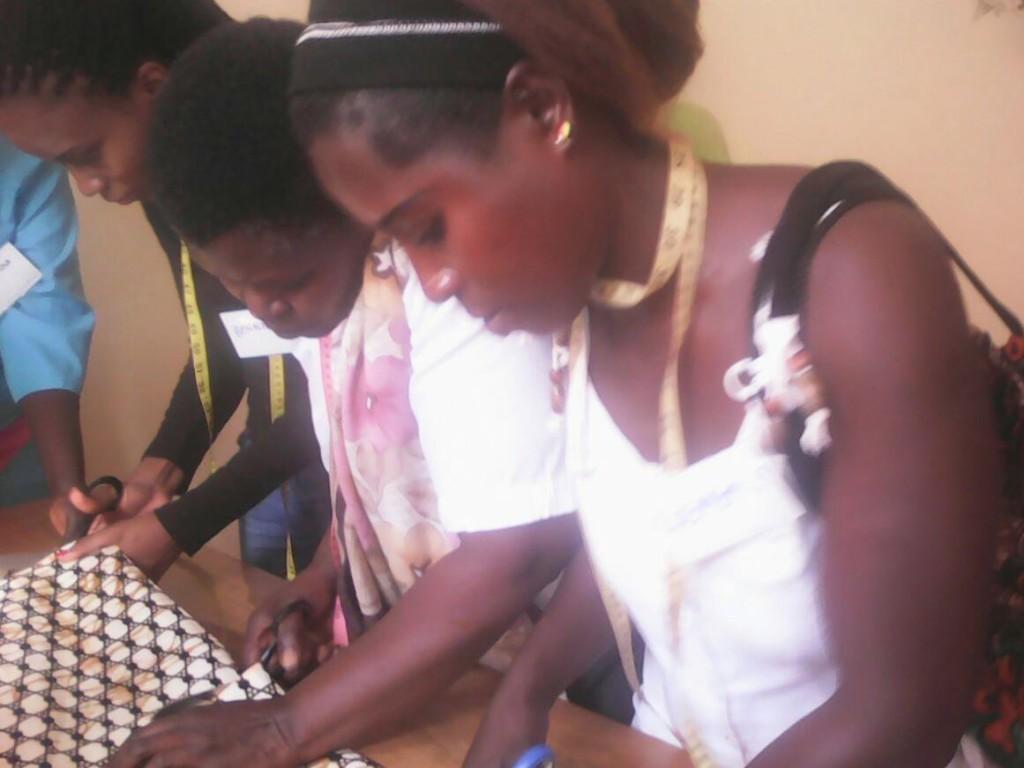 1 DfG Pad Training - Clemence Nyimana, Genda Ugire Utyo