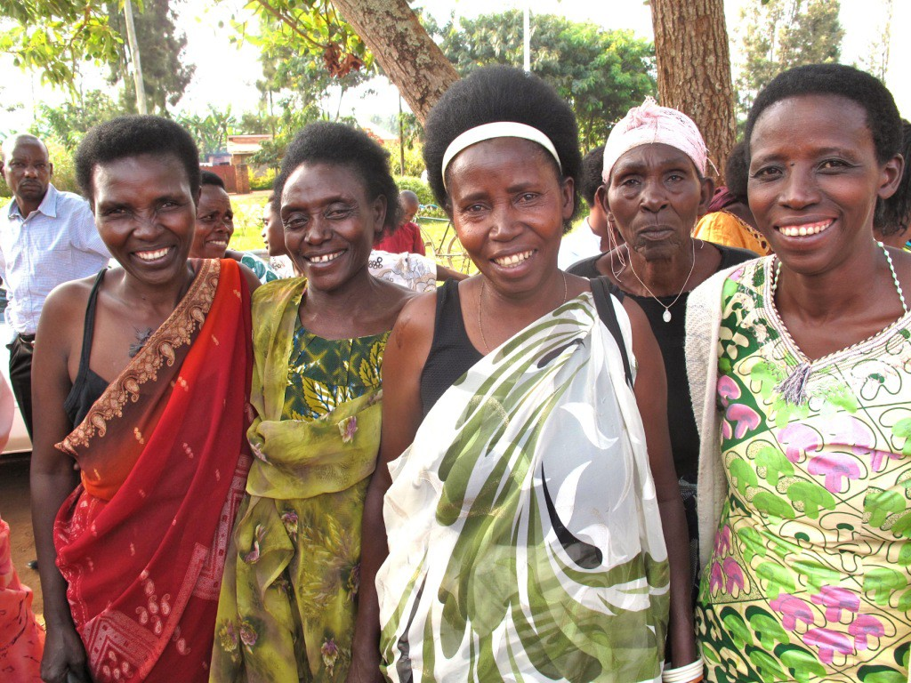 Kayonza women
