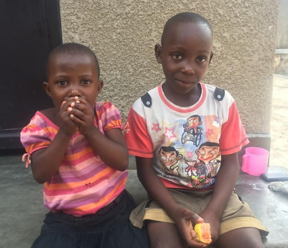 Ejo Habo 2 kids malnourished