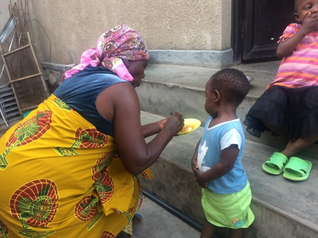 Ejo Habo mother