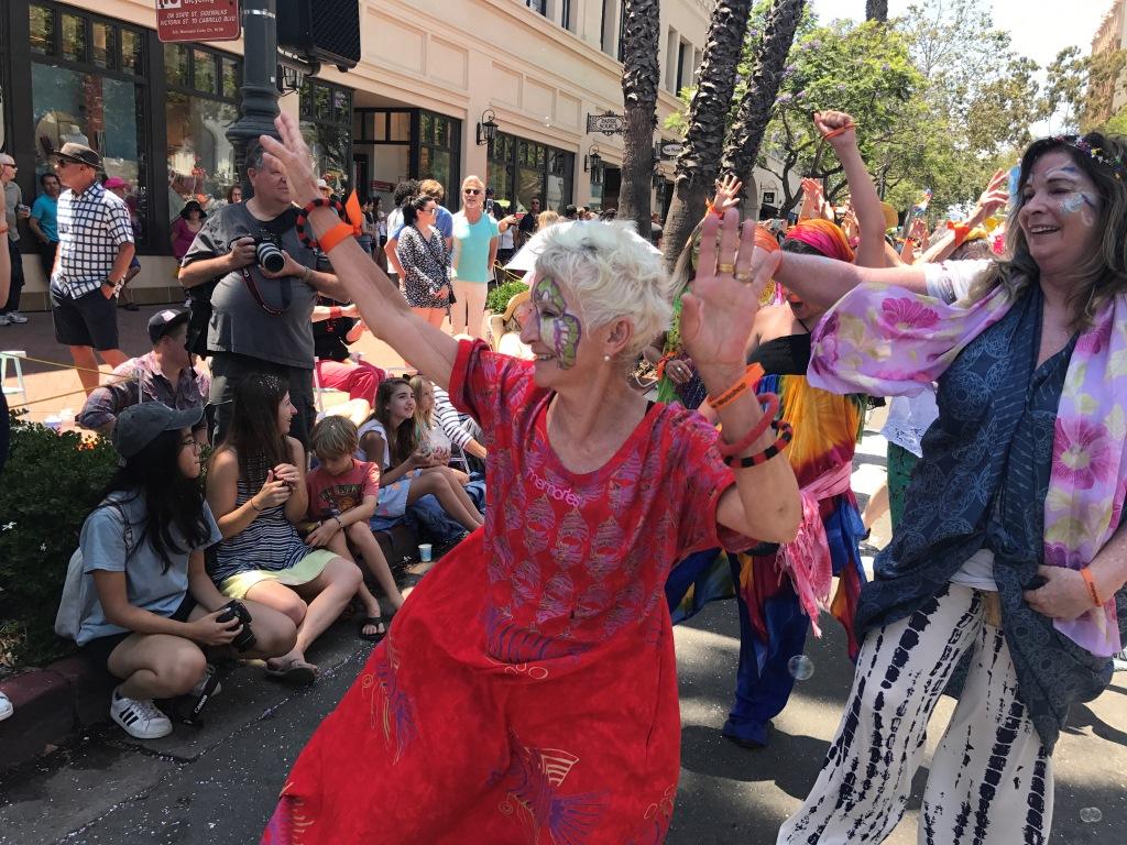 ! ! parade starr