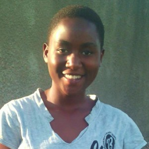 Fabiola Mutesi is an orphan at our Ejo Habo orphanage-cooperative. She is 14 years old, in her 2nd year of high school.