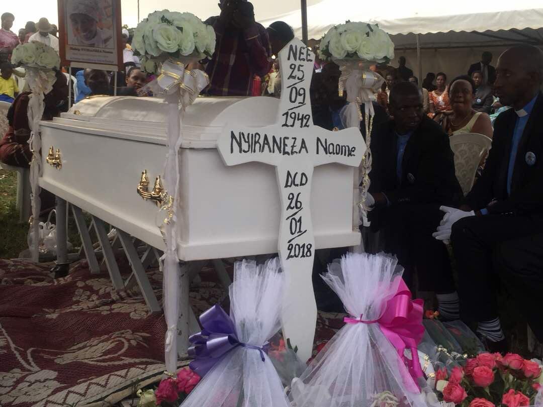 Naome funeral - Jan 29, 2018 casket