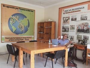 Grace in Rwanda