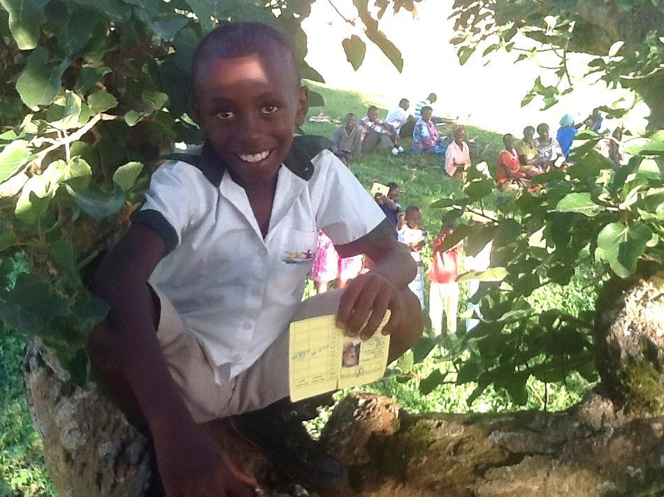 Genda Health cards kid