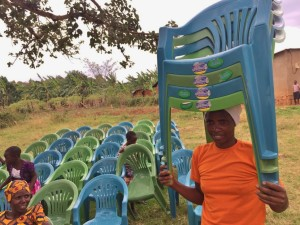 Genda rental chairs