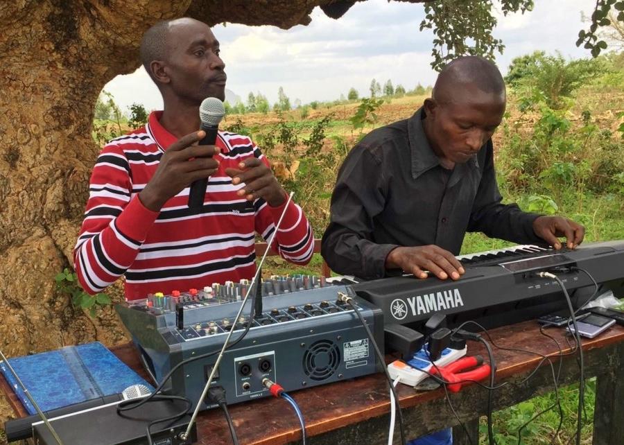 Genda rental sound system